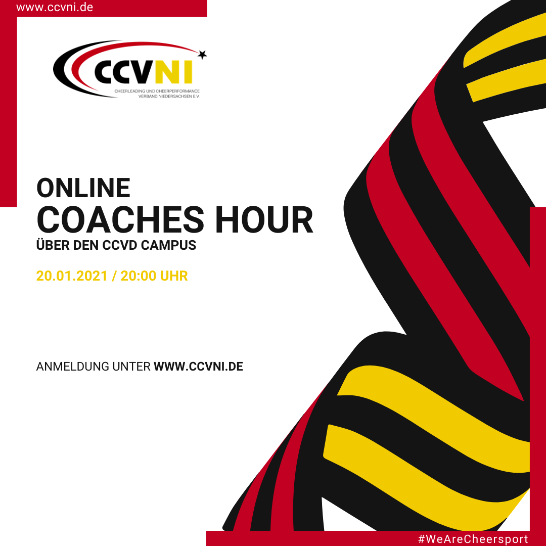 Coaches Hour – 20.01.2021