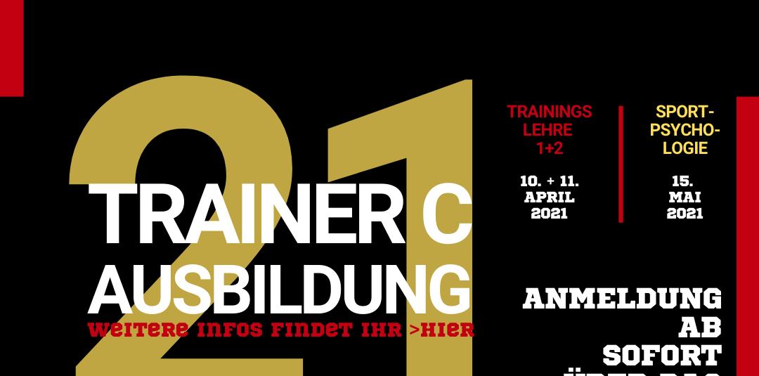 Trainer C – Ausbildung 2021